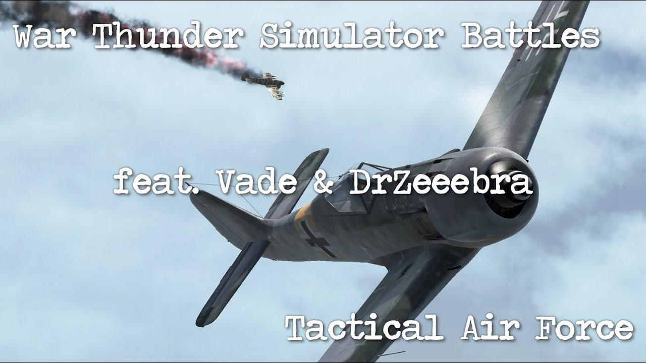 Tactical air war