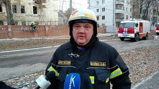 Интервью начальника ГУ МЧС России по Самарской области Олега Бойко