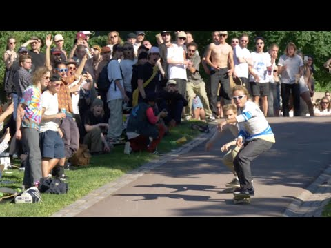 TransWorld SKATEboarding's best weekend ever in Helsinki, Finland