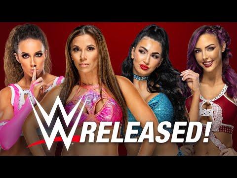 WWE Releases Mickie James, Peyton Royce, Billie Kay and Chelsea Green   News and Rumors