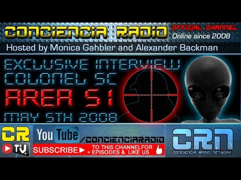 CR 2008 COL SC INTERVIEW AREA 51 BLACK OPS