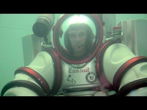 Submersible Exosuit