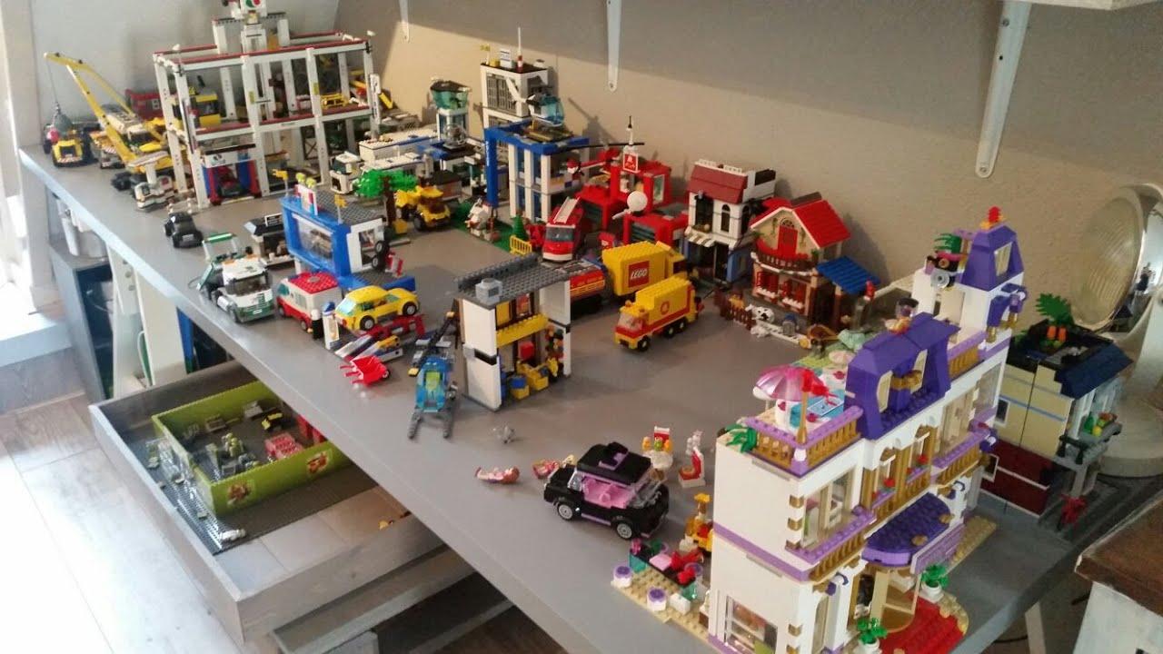 Lego tafel zelf maken beste idee n over lego tafel op opslag best images about oppottafel on - Opslag idee lounge ...