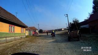 motorvakantie 2011 wegrijden bij camping De oude wilg . MOV 25