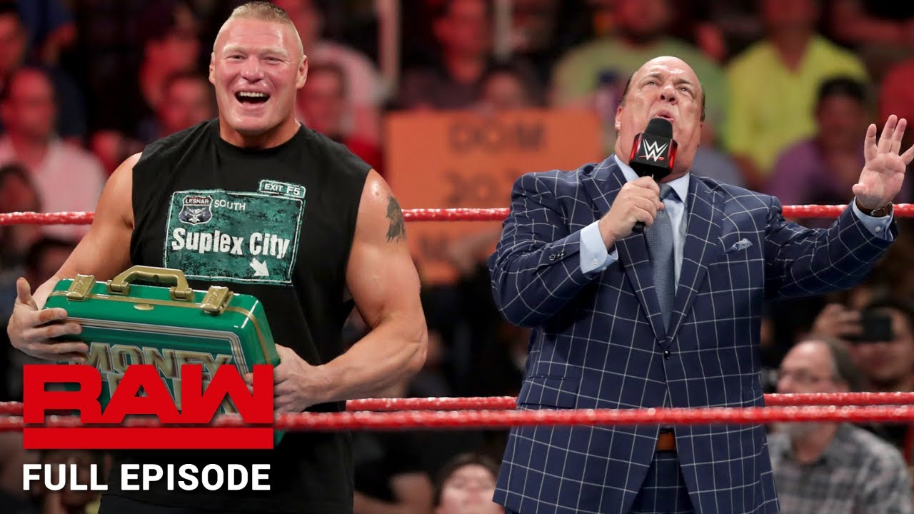 WWE Raw Full Episode, 20 May 2019
