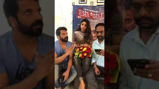 Tiger Galli Actor Sathish Neenasam and Bhavana Rao Talks to Chitraloka