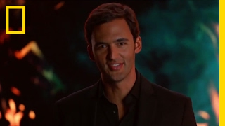 Jason Silva Talks About How Influential Fire Is | Origins  The Journey of Humankind