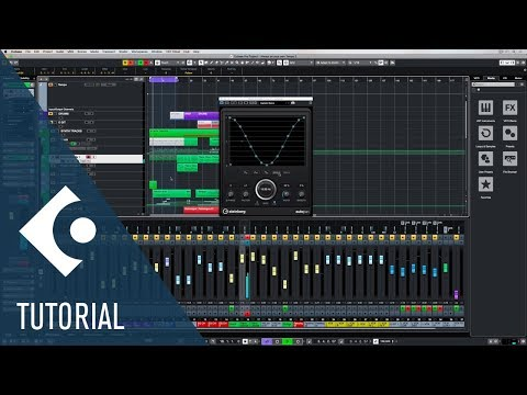 Auto Pan   Effects and Plug-ins Included in Cubase