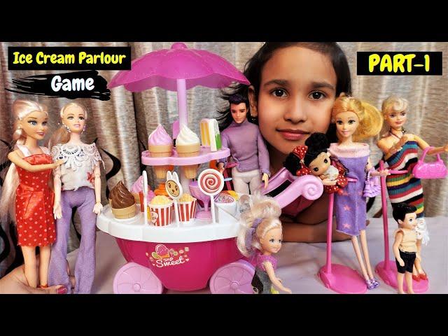 Ice Cream Parlor Game / PART-1 / #LearnWithPari #Aadyansh