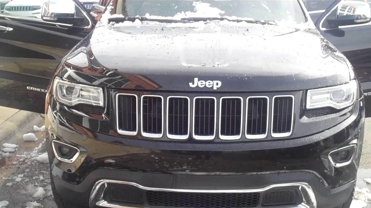 2015 Jeep Grand Cherokee At Lake Norman Chrysler Jeep Dodge Ram