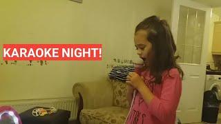 Filipino-Czech family in England: Pinoy loves karaoke!