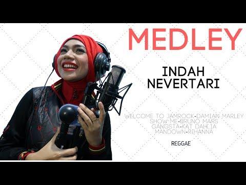 Damian Marley / Bruno Mars / Kat Dahlia / Rihanna MEDLEY (Cover) by Indah Nevertari