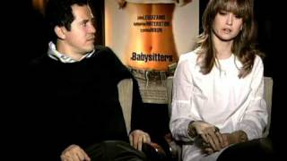 The Babysitters - Exclusive: John Lequizamo and Katherine Waterston
