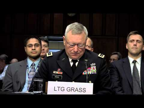 Chief, National Guard Bureau - Confirmation Hearing: LTG Frank Grass