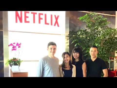 NETFLIX HQ Tour@Los Gatos, California