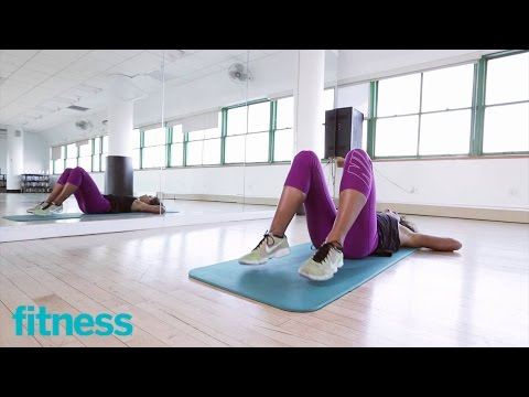 How to Do Reverse Crunches   Fitness