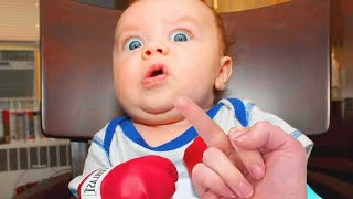Daily Dose of Laugher with this Funniest Baby Videos - Try Not To Laugh Challenge