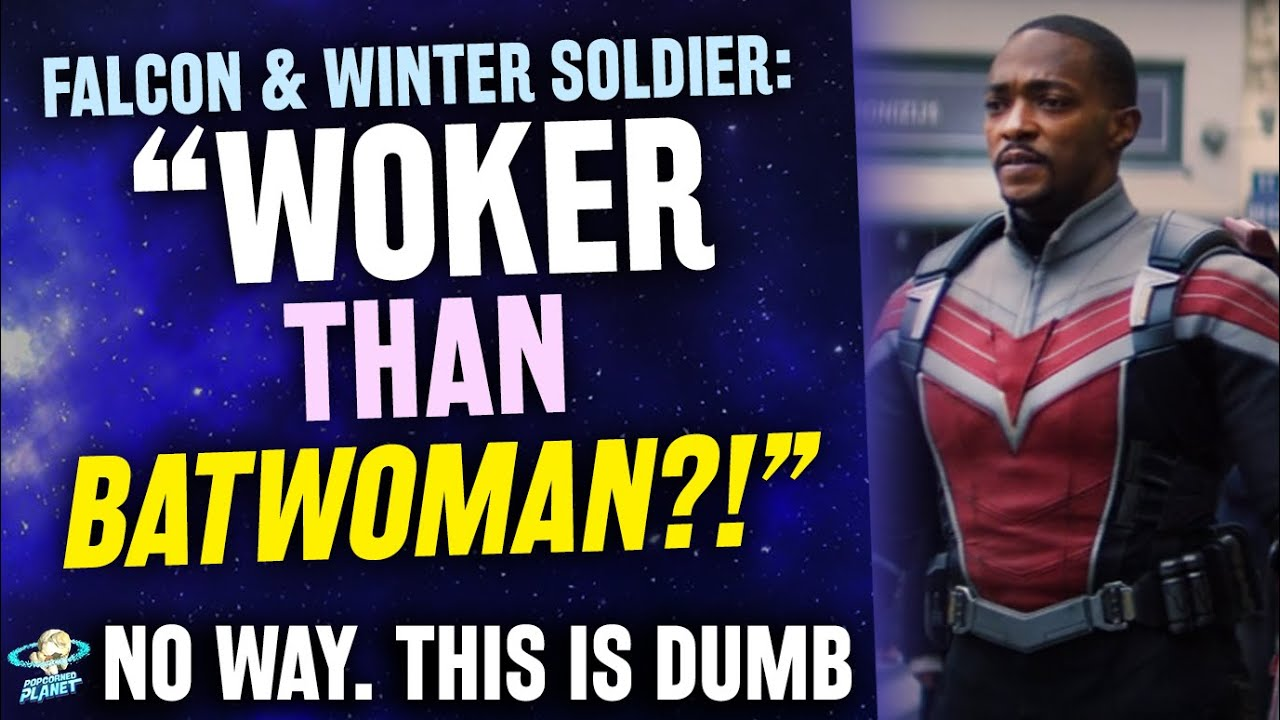 TOO WOKE?! How on Earth is The Falcon & Winter Soldier Anything Like Batwoman!? - Series Review