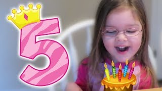 Elise's 5th Birthday