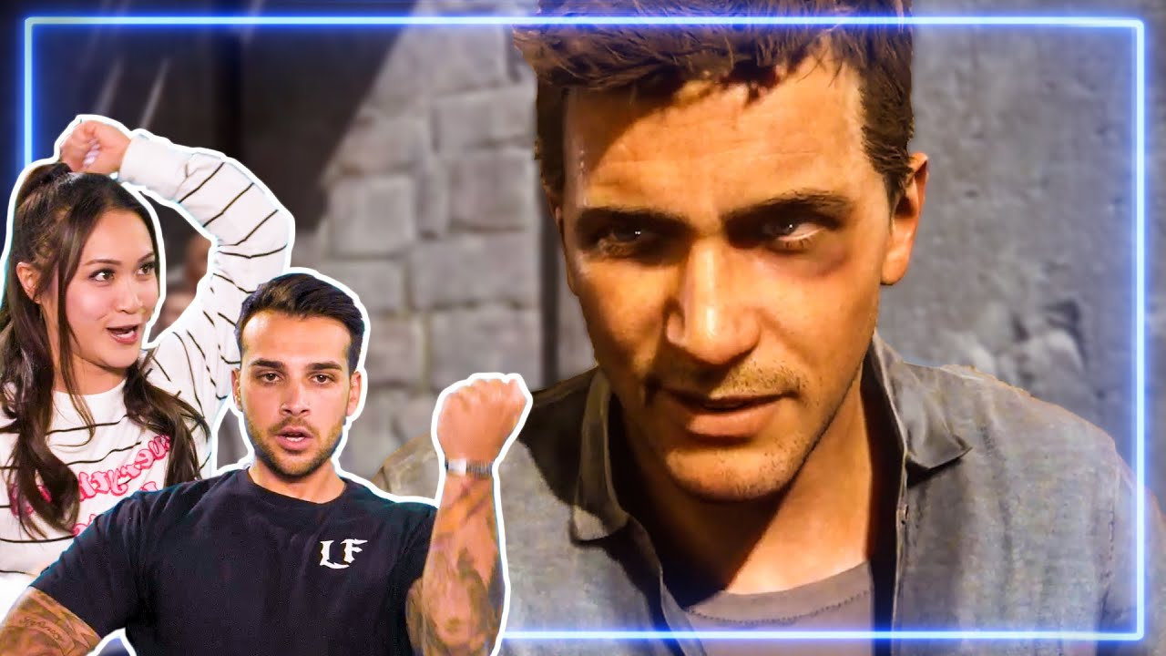 Spec Ops & Martial Artist REACT to Uncharted 4 | Experts React