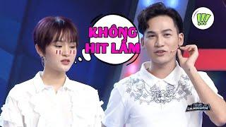 """Cặp đôi ăn ý """"ngơ"""" nhất năm Hiền Hồ-Ali Hoàng Dương   TRÍ LỰC SÁNH ĐÔI-GAMESHOW TRÍ TUỆ"""