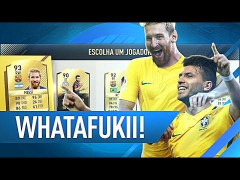 FIFA 17 FUT DRAFT - TIME COM MAIOR OVERALL DRAFT COMPLETO!!!