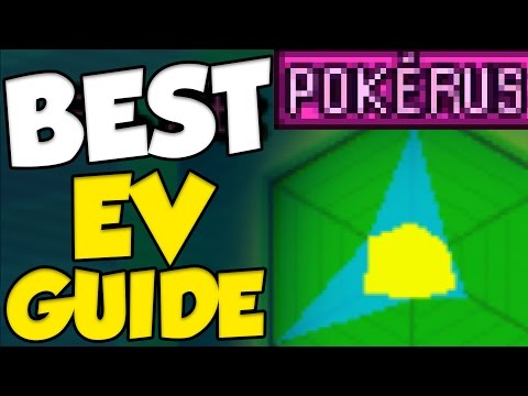 Pokemon Sun and Moon BEST EV TRAINING GUIDE / How To Get Pokerus