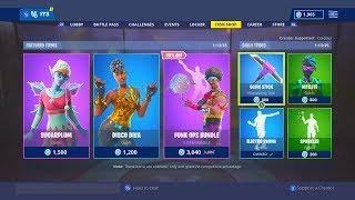 'NOUVEAU' ITEM SHOP SKINS COUNTDOWN! 31 décembre New Fortnite Skins LIVE! (Fortnite Item Shop En direct)