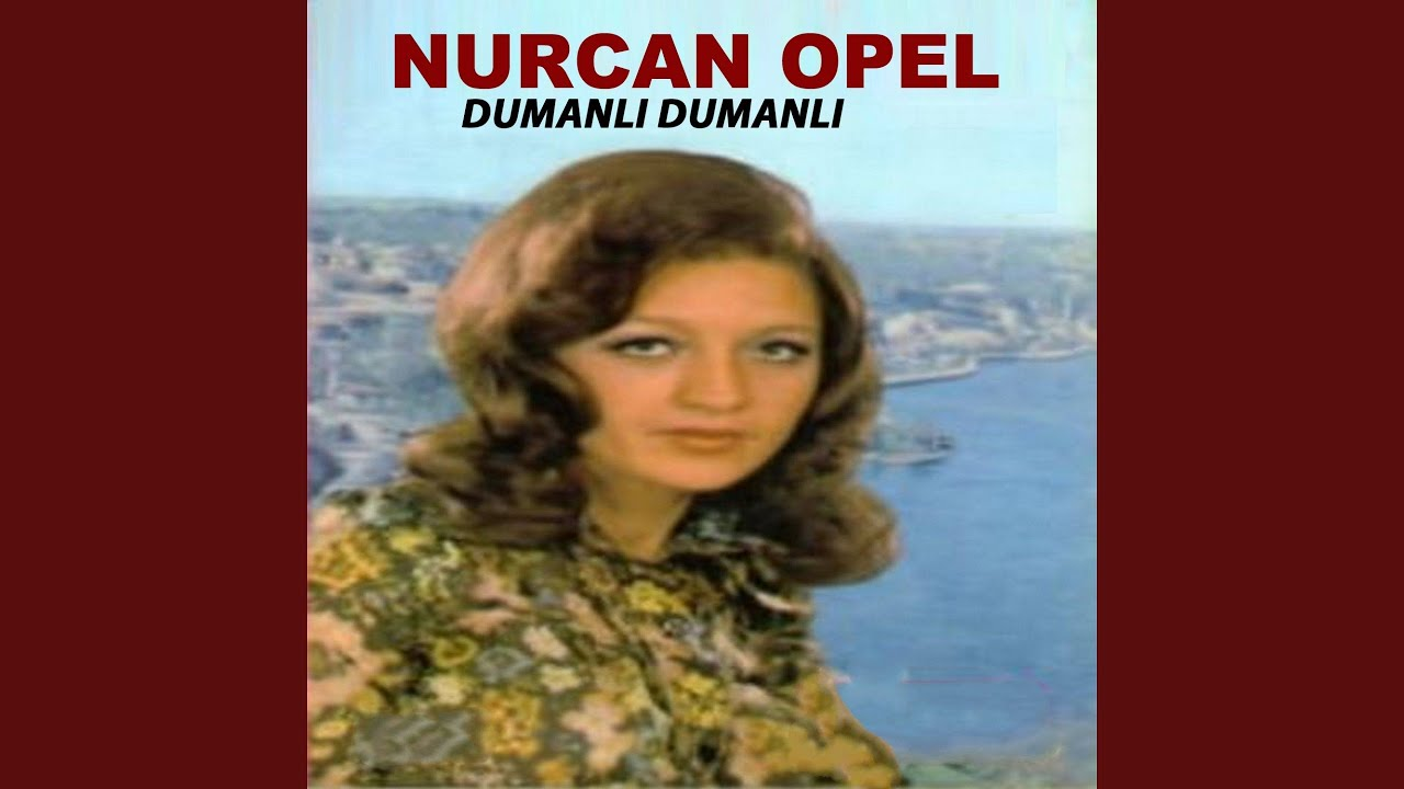 nurcan opel  türküola kaset 1536