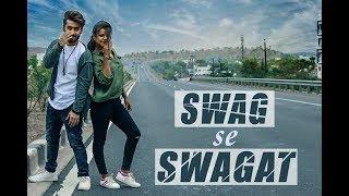 SWAG SE SWAGAT | TIGER ZINDA HAI | SALMAN KHAN | KATRINA KAIF | DANCE CHOREOGRAPHY