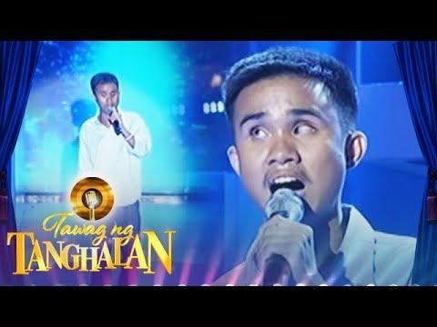 Tawag ng Tanghalan: Carlmalone Montecido | Lead Me Lord