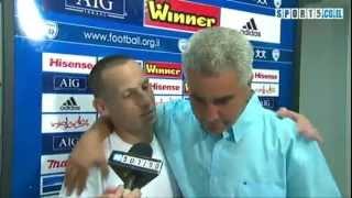 תגובות הפועל רמת גן לאחר העלייה לליגת העל 2011-2012