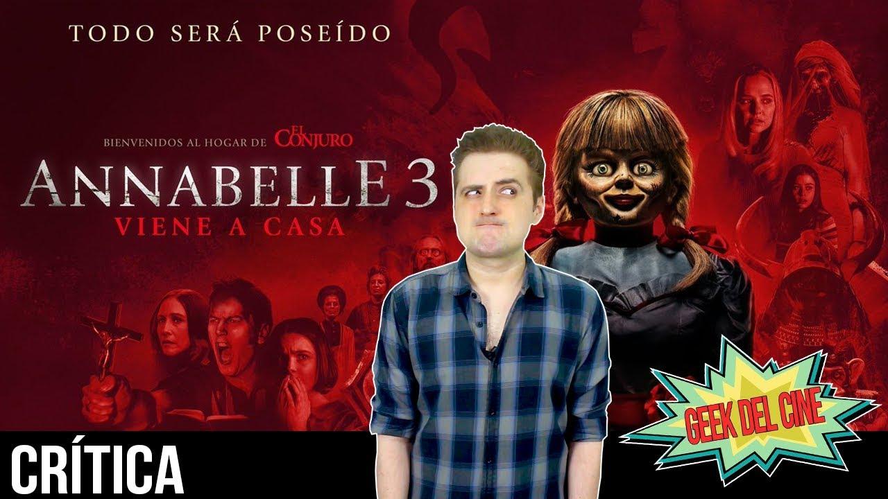 Annabelle 3: Viene A Casa / Crítica / Opinión / Reseña / Review