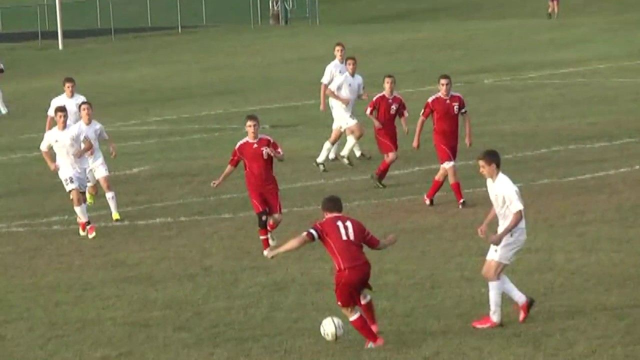 NCCS - Saranac Boys  9-9-13