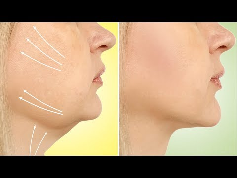 Amazing Technique to Get Rid of Double Chin