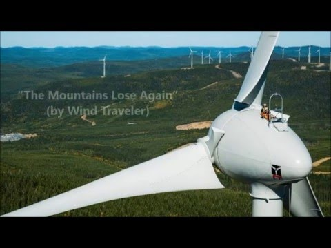 "Wind Turbines Ruin Landscapes (industrial scenery isn't ""beautiful"")"