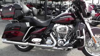 959489 2013 harley davidson cvo ultra classic flhtcuse8 used motorcycles for sale