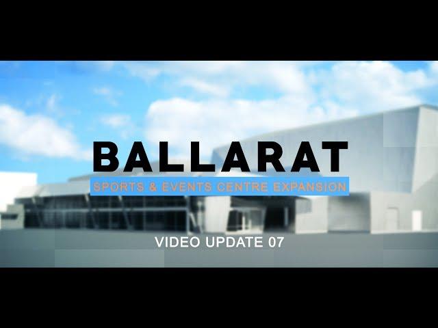 Ballarat Sports and Events Centre Video 07