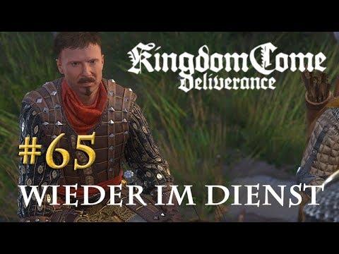 Let's Play Kingdom Come Deliverance #65: Wieder im Dienst (Tag 39 / deutsch)