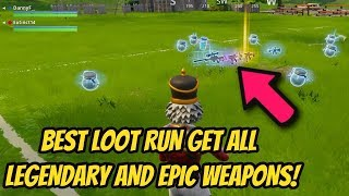 SCAR LOCATION? WIE ZU GET LEGENDARY LOOT JEDE ZEIT in FORTNITE BATTLE ROYALE! (CHEST LOCATIONS)