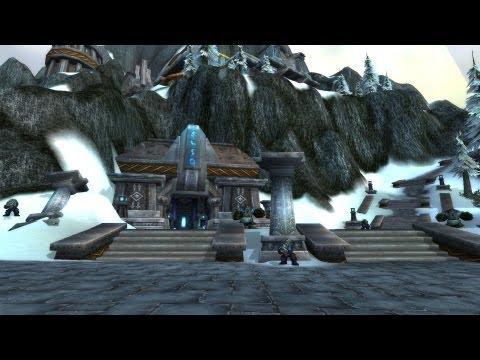 Iron Dwarf - Wrath Of The Lich King Music