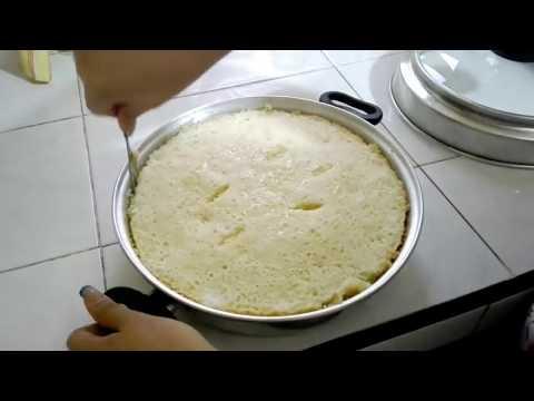 Pan, hecho con harina de 'Hot Cakes' en horno mágico...💖 ¡Postre #1!