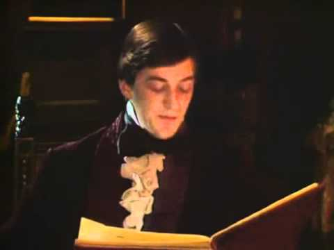 The Letter - Stephen Fry (Cambridge Footlights Revue)