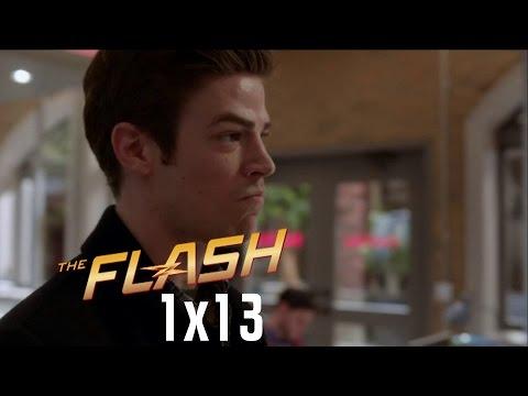 The Flash 1x13 - Barry eats a pepper