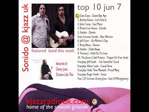 KJAZZ Radio UK Weekly Top 10 - Jun 7 2015