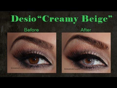 Desio Creamy Beige Youtube
