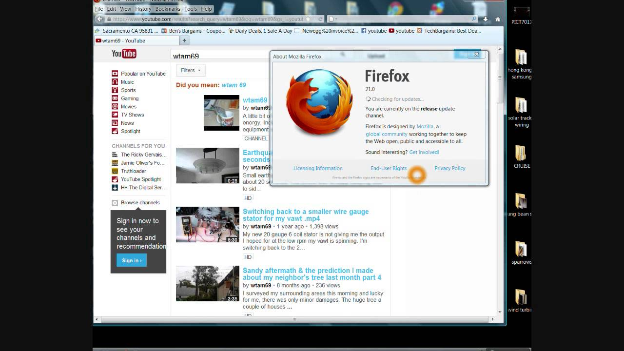 how to set default fonts in mozilla firefox