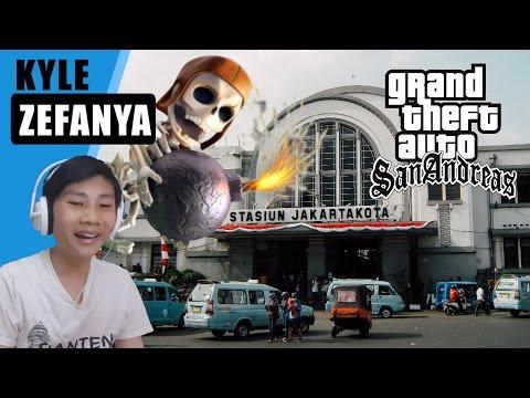 NGEBOM STASIUN KERETA! – Grand Theft Auto Extreme Indonesia (DYOM#106)