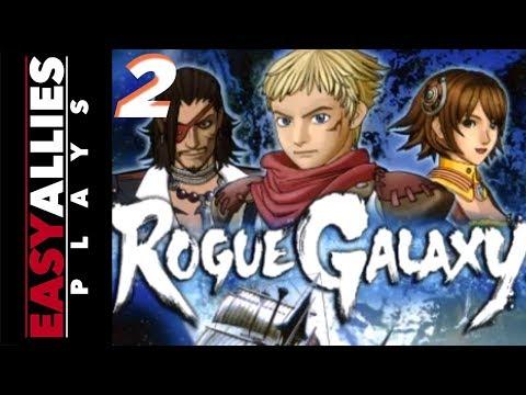 Damiani Plays Rogue Galaxy (Pt. 2) - Space Pirates