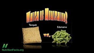 Je zdravější tofu nebo tempeh?